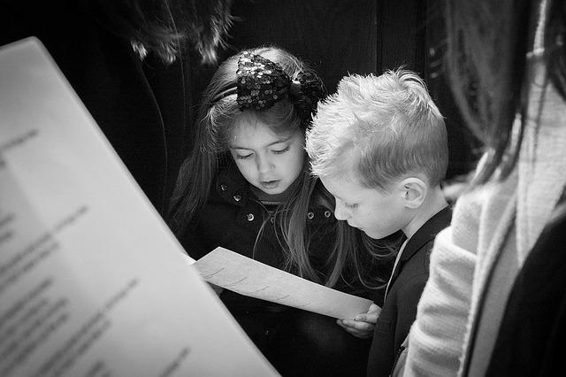Les ateliers chants C'est le meilleur moyen de canaliser l'attention des enfants, tout en leur faisant passer un moment inoubliable