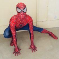 Deguisement spider man