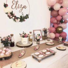Un buffet personnalisé pour un super anniversaire